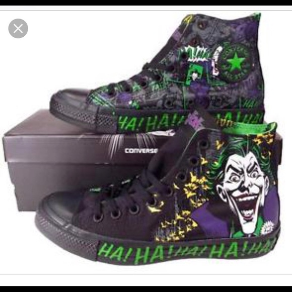 50660a58458 Converse Shoes - Converse limited edition joker high tops